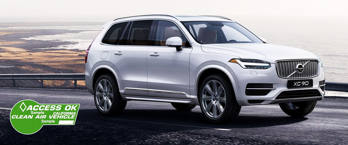 The New Volvo XC90 T8 Hybrid Up to 62 MPGe The Most Awarded Luxury SUV  header