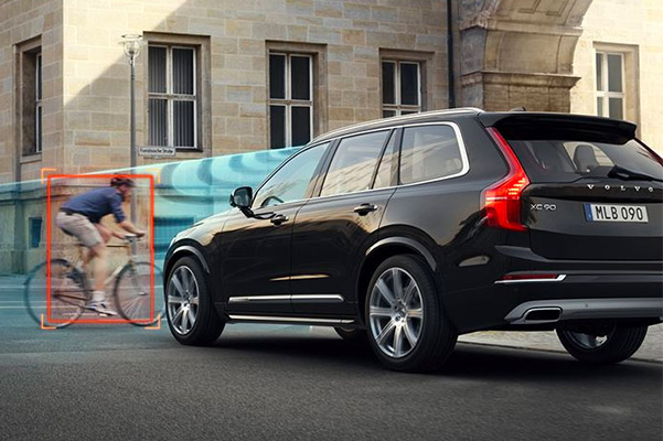 2019 Volvo XC90 T8 Plug-In Hybrid Features