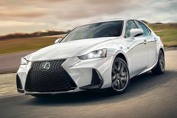2020 Lexus IS Specs, Safety & Performance