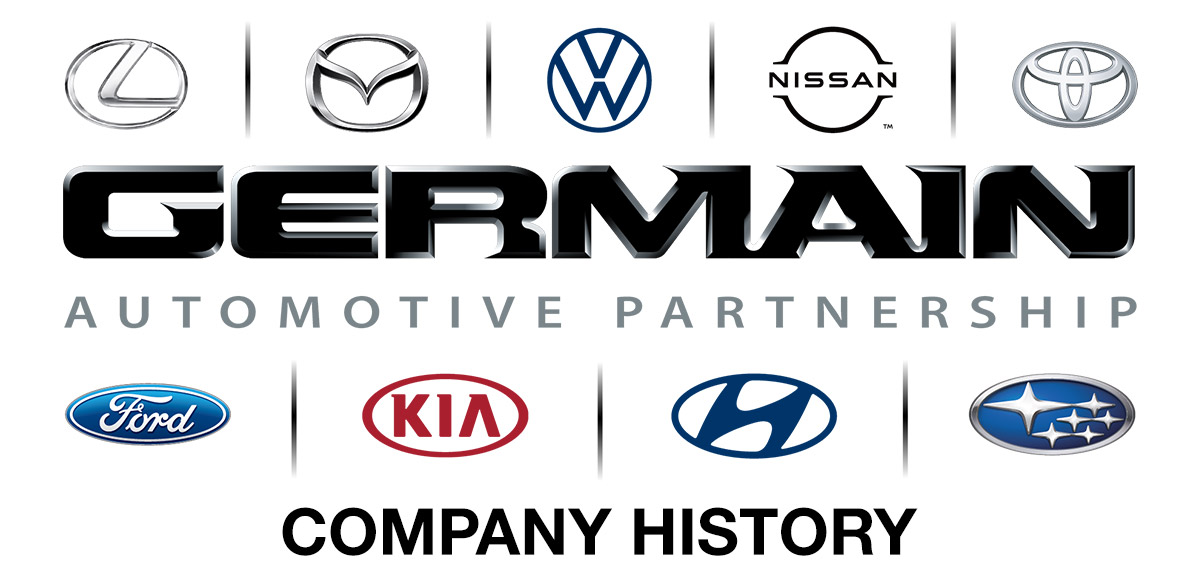 Germain Automotive Partnership Company History