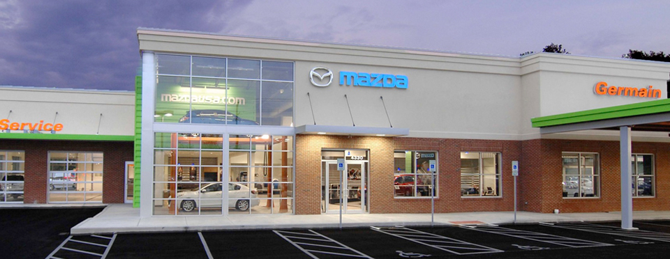 Germain Mazda of Columbus