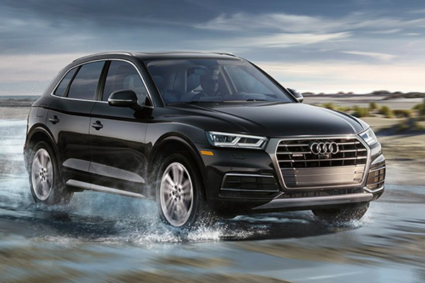 2019 Audi Q5 Lease near Bellevue, NE