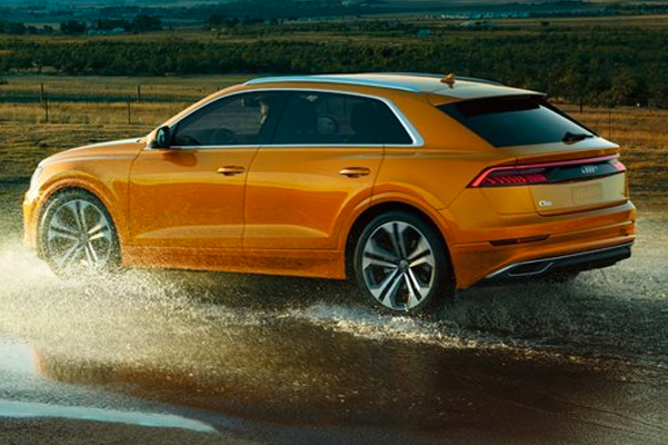 2020 Audi Q8 Specs, Performance & Safety