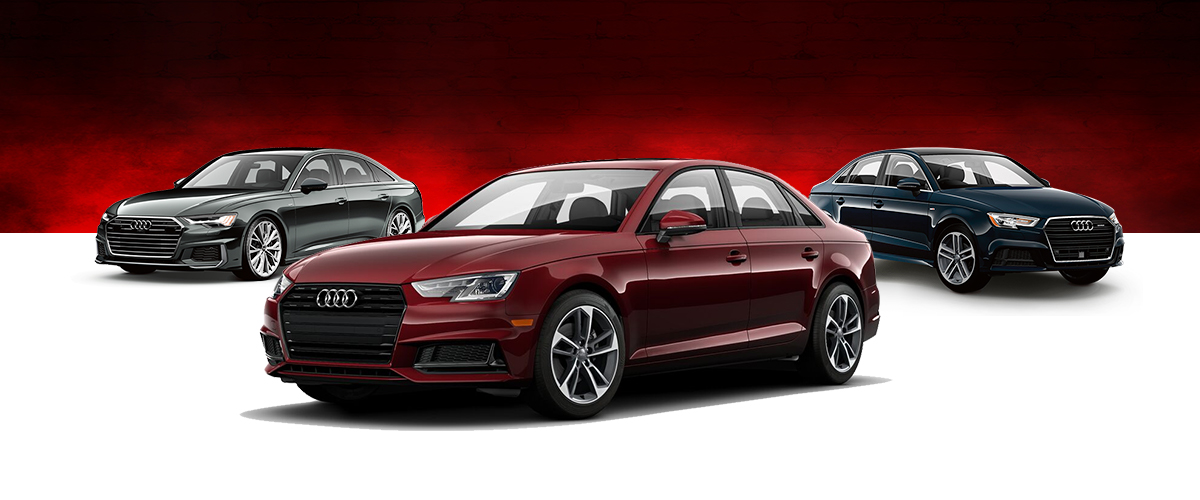 Which Audi Sedan is Right for Me?
