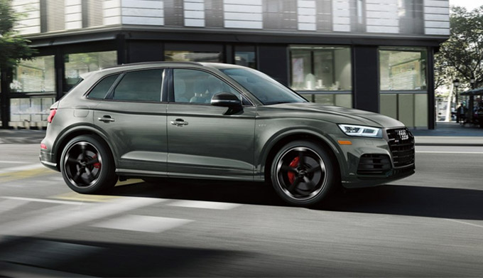 2019 Audi Q7 - Most Fuel Efficient Luxury Audi Vehicles