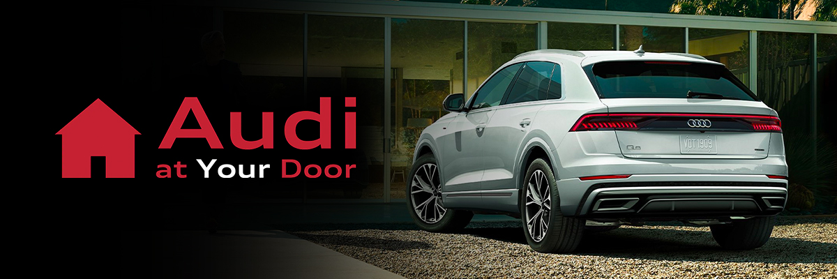 Audi at Your Door