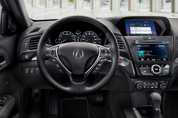 2020 Acura ILX Interior Features & Technology