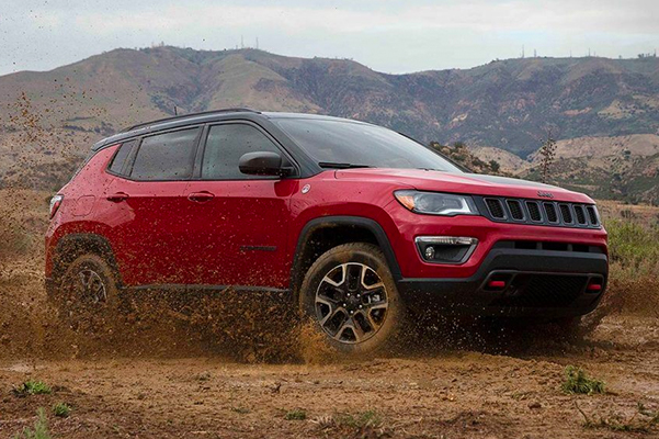 The Most Fuel-Efficient Jeeps