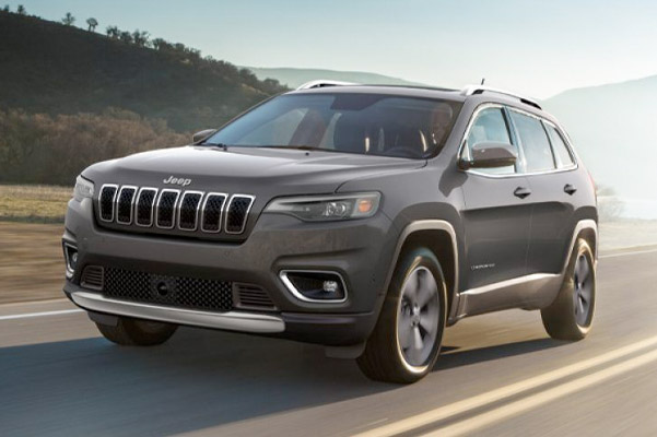 Jeep Fuel Efficient Vehicles