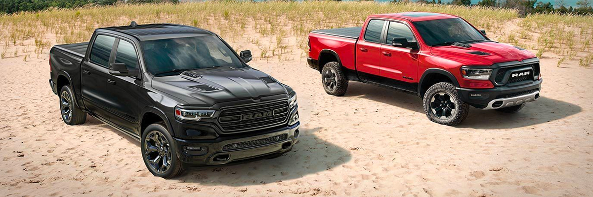 Compare the New 2020 Ram 1500 in Omaha, NE