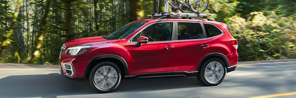 The 2021 Subaru Forester