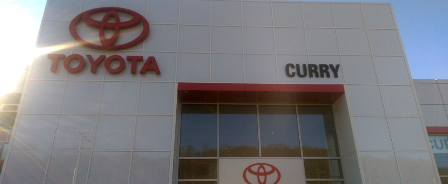 Curry Toyota of CT