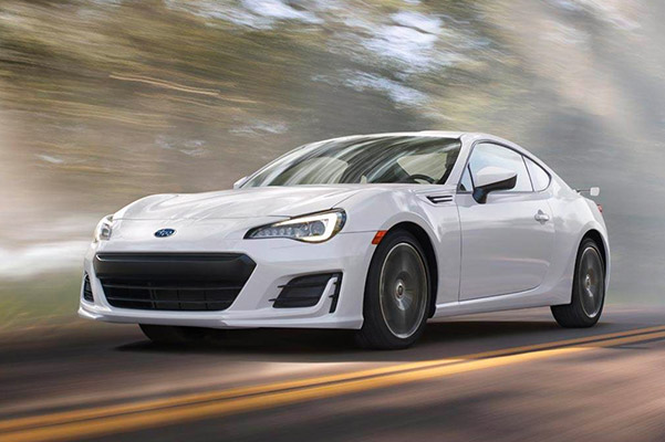 2019 Subaru BRZ subaru Fuel Efficient Vehicles