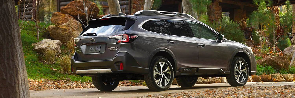 2020 Subaru Outback subaru Fuel Efficient Vehicles