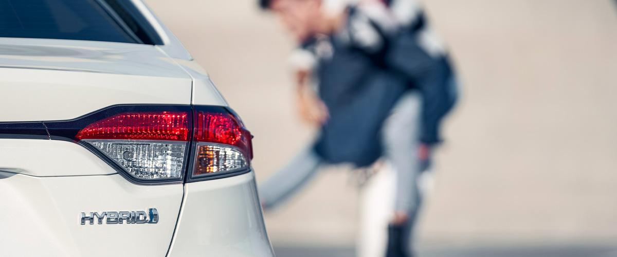 2020 Toyota Hybrid