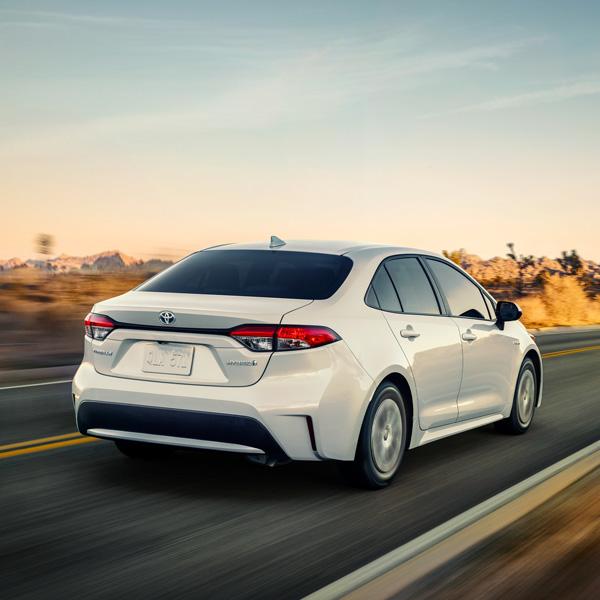 2020 Toyota Coroll Hybrid