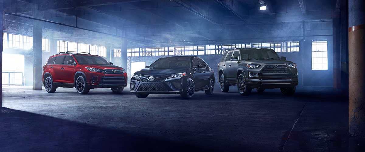 Visit our Toyota Dealer near Midland and Big Spring!