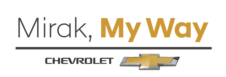 Chevy Mirak, My Way logo