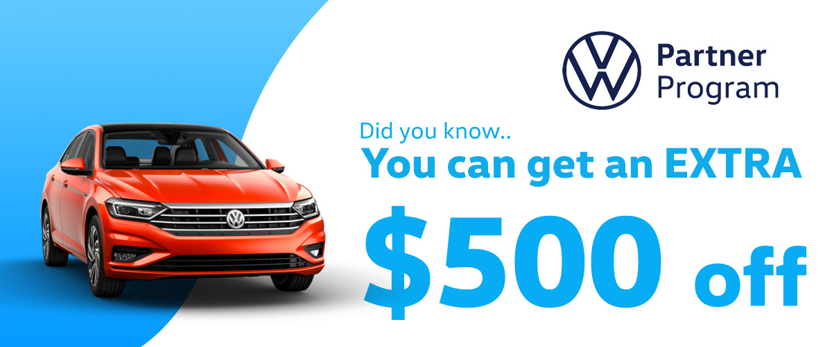 Did you know.. You can get an EXTRA $500 Off?