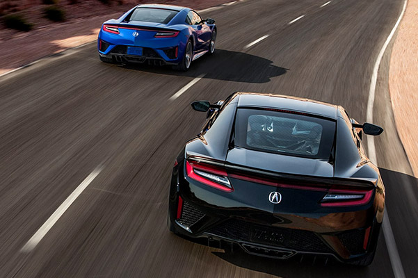 2020 Acura NSX Specs & Safety Features