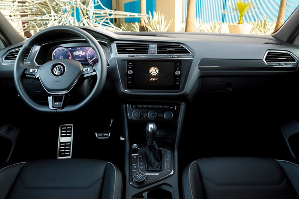 2020 Volkswagen Tiguan Interior Features