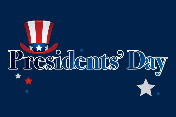 presidents' day logo
