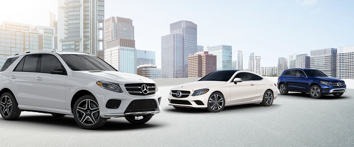 Mercedes-Benz End-of-Lease Options Near Newport, RI