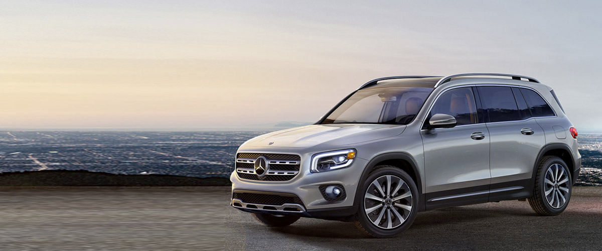 2020 Mercedes-Benz GLB Header
