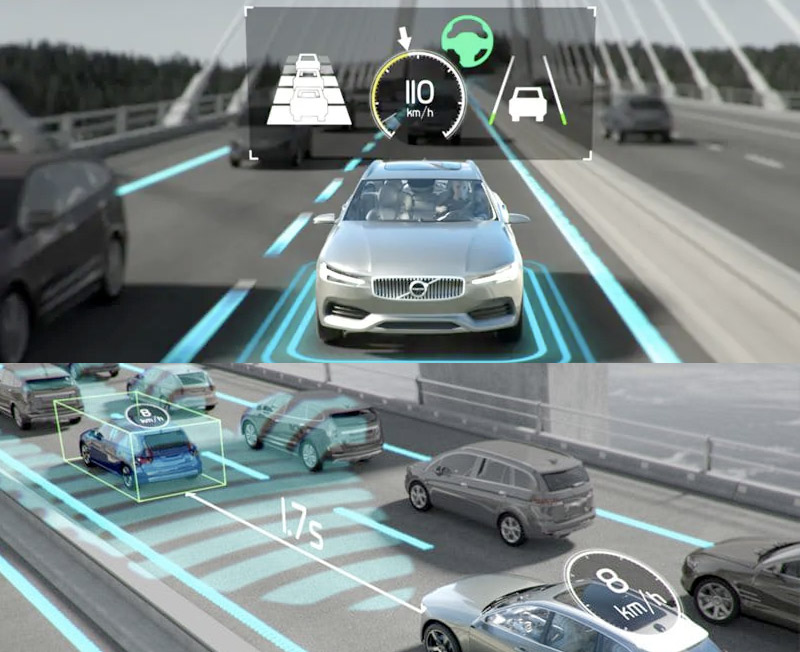 Volvo IntelliSafe Assist