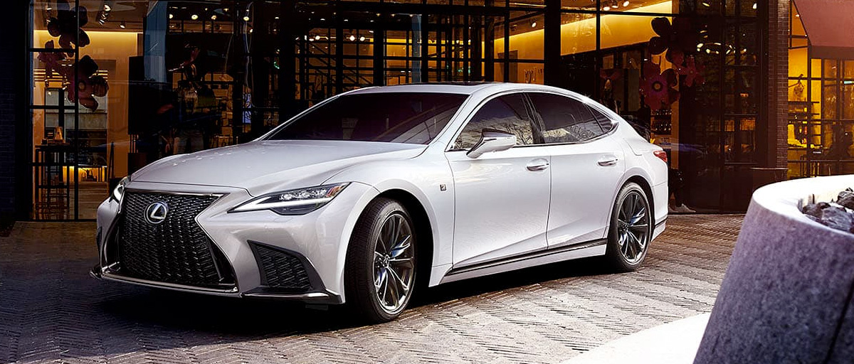 Finance a 2021 Lexus LS Hybrid near Me