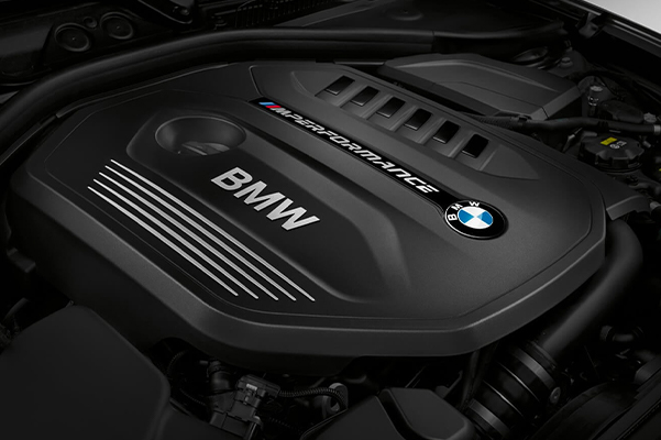 The M240i Coupe's BMW TwinPower Turbo 3.0-liter 6-cylinder engine takes thrills to the next level.
