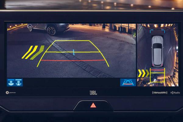 2021 Toyota Venza display backup camera