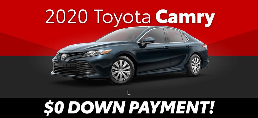 2020 Toyota Camry L (293638)