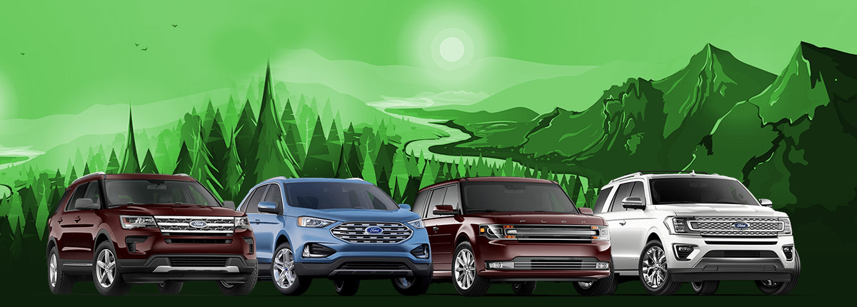 Which Ford SUV Is Right For You?