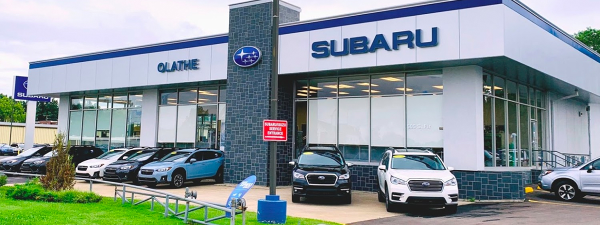 Subaru of Olathe Dealership