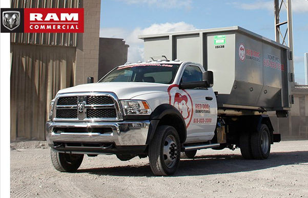 Buy a Ram Commercial Truck near Me