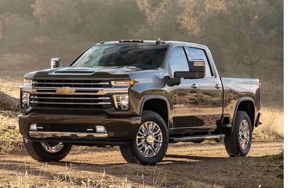 Chevy Truck Lease in Toledo, OH