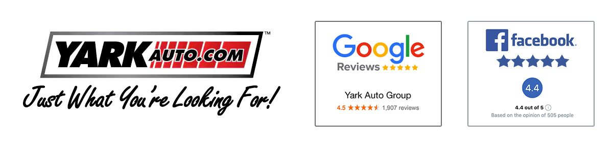 See Why Customers Choose Yark Automotive Group Header