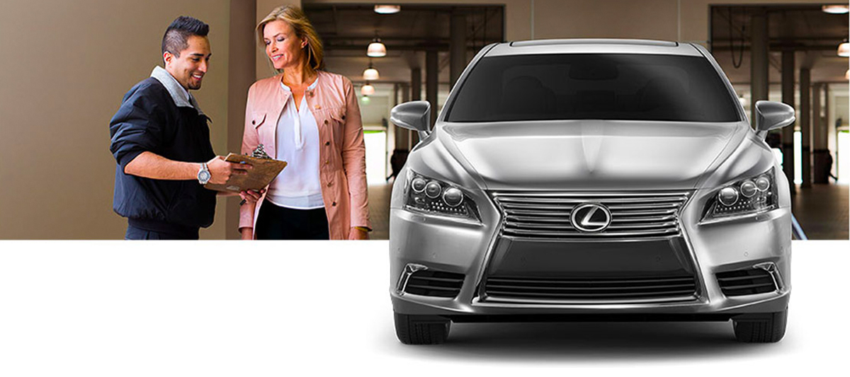 RETURN YOUR LEXUS LEASE WITH US header